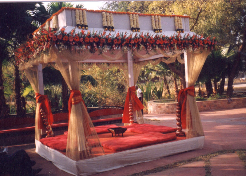 Chori decoration ahmedabad wedding chori mandap decoration junglespirit Image collections
