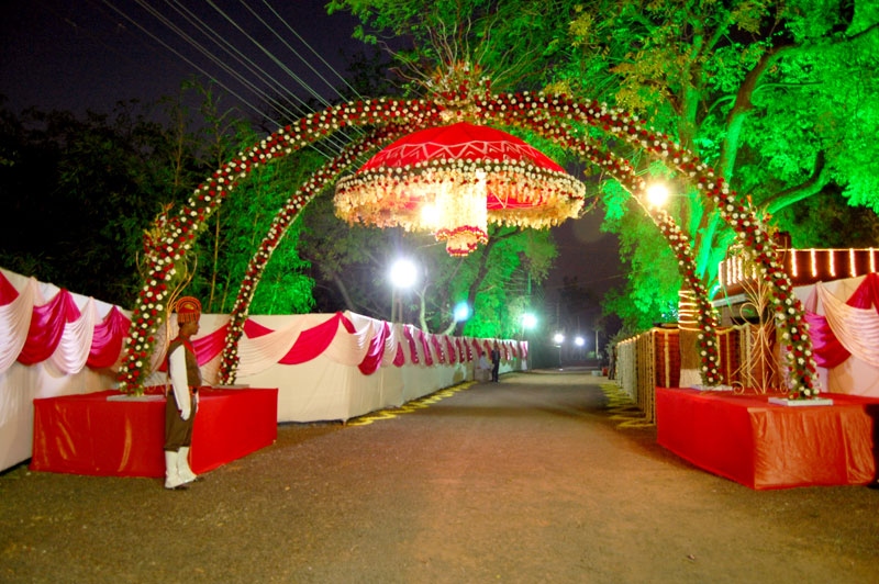 Gate decoration for marriage wedding gate decoration ahmedabad junglespirit Choice Image